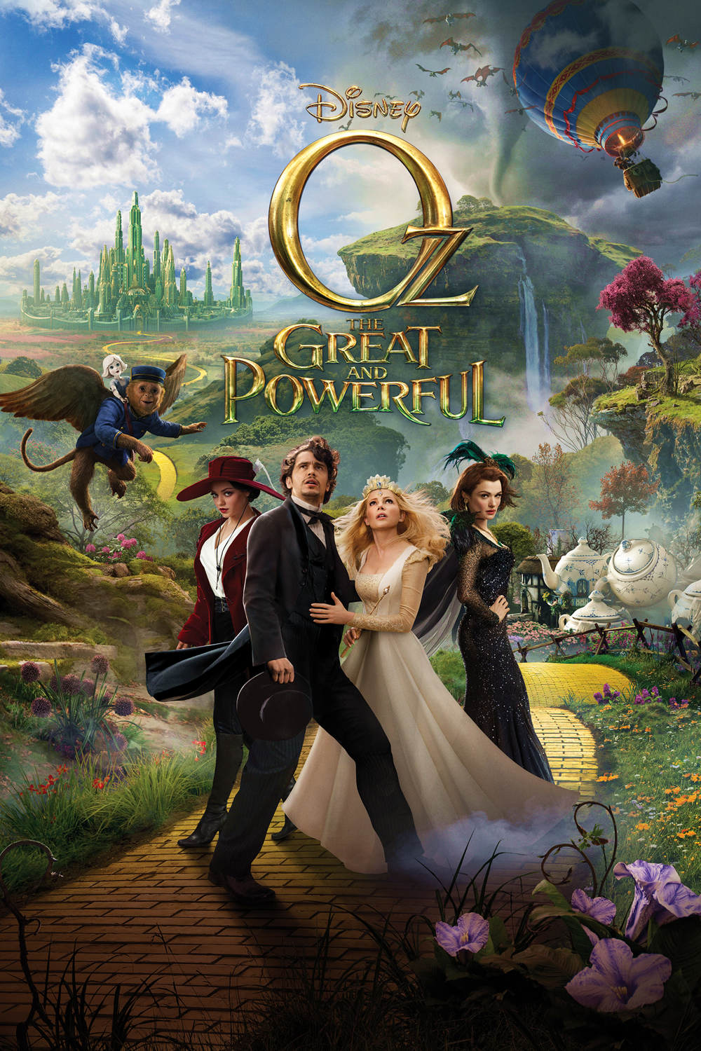 Oz the Great and Powerful | Imperial Cinema Oz The Great And Powerful Cast Oz
